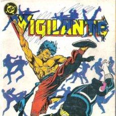 Cómics: VIGILANTE - RETAPADO 5 NUMEROS DEL 11 AL 15 ***1986. Lote 16358551