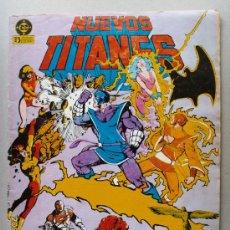 Cómics: NUEVOS TITANES. Lote 24367332
