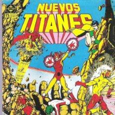 Cómics: NUEVOS TITANES - TERRA EN LA NOCHE *** NUM 27 ** 1984. Lote 15520825