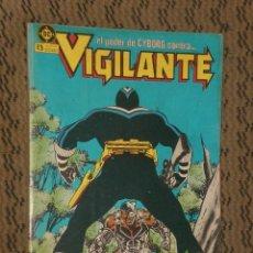 Cómics: VIGILANTE NÚMERO 1 ( CONTIENE LOS NOS. 1 AL 5). Lote 24119306