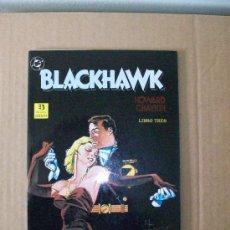Cómics: BLACKHAWK - TOMO PRESTIGIO DE ZINCO. Nº 3 DE UNA MINISERIE DE 3 NÚMEROS.. Lote 15968690