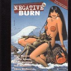 Cómics: NEGATIVE BURN Nº 1 - EDITA : RECERCA. Lote 16398751