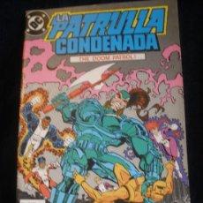 Cómics: LA PATRULLA CONDENADA. Nº 14. Lote 16474625