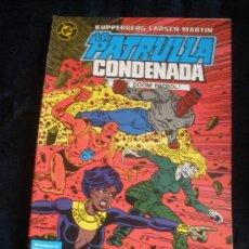 Cómics: LA PATRULLA CONDENADA. Nº 6. Lote 16474660