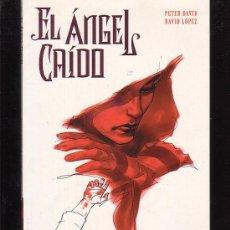 Cómics: EL ANGEL CAIDO Nº 1 /POR: PETER DAVID Y DAVID LOPEZ -EDITA: NORMA EDITORIAL. Lote 16669066