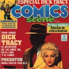Cómics: COMICS SCENE Nº 1. Lote 26154652