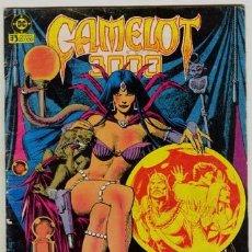 Cómics: CAMELOT 3000 Nº 3 / 1984. Lote 25286662