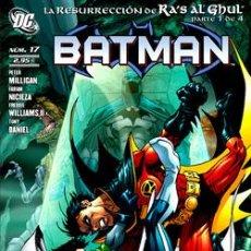 Cómics: BATMAN Nº 17 VOLUMEN II. Lote 27622708