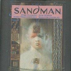 Comics: SANDMAN Nº 3,PLANETA DEAGOSTINI. Lote 17257045