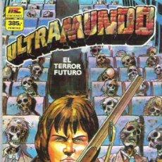 Cómics: ULTRAMUNDO - RETAPADO 4 - NUMEROS DEL 5 AL 8 **. Lote 17430264