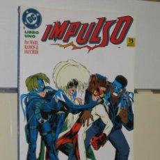 Cómics: IMPULSO Nº 1 - EDICIONES ZINCO. Lote 24989469