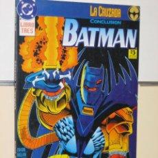 Cómics: BATMAN LA CRUZADA Nº 3 - EDICIONES ZINCO. Lote 209606543