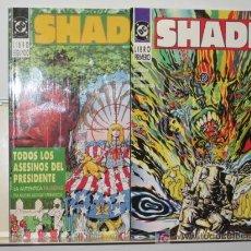 Cómics: SHADE - COMPLETA 2 NÚM. - EDICIONES ZINCO. Lote 278449518
