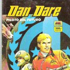 Cómics: DAN DARE - PILOTO DLE FUTURO * RETAPADO 4 NUMEROS DEL 5 AL 8 *** 1987. Lote 17493021