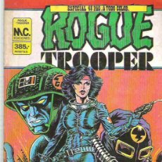Cómics: ROGUE TROOPER - DIABLO DEL ESPACIO ** RETAPADO 4 NUM DEL 5 AL 8 *** 1987. Lote 18688943