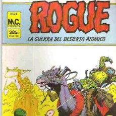 Cómics: ROGUE TROOPER - RETAPADO 4 NUMEROS ** DEL 1 AL 4 ** 1986. Lote 18688944