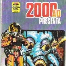Cómics: 2000 AD - DAN DARE - RETAPADO 4 NUMS 1986 DEL 9 AL 12 **. Lote 17533021