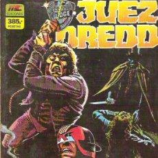 Cómics: JUEZ DREDD - RETAPADO 4 NUMS DEL 13 AL 16 ** 1986. Lote 17533151