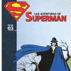 Cómics: LAS AVENTURAS DE SUPERMAN - NUM 3. Lote 19055349