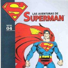 Cómics: LAS AVENTURAS DE SUPERMAN - NUM 4. Lote 19055350