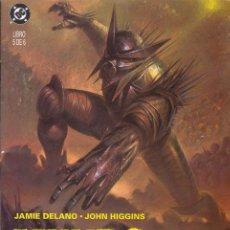 Cómics: MUNDO SIN FIN. JAMIE DELANO. JOHN HIGGINS. LIBRO 5 DE 6. EDICIONES ZINCO.. Lote 26798444