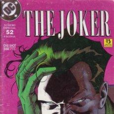 Cómics: THE JOKER. EL GRAN IMPOSTOR. JAMES ROBINSON. CHRISTIAN ALAMY. EDICIONES ZINCO.. Lote 26798445