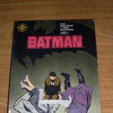 Cómics: EDICIONES ZINCO BATMAN POR FRANK MILLER Y DAVID MAZZUCCHELLI SERIE DE 12 NUMEROS. Lote 26077308