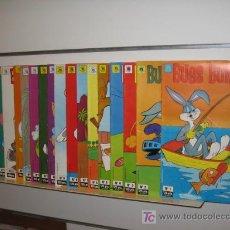 Cómics: BUGS BUNNY COMPLETA EDICIONES ZINCO. Lote 25803711
