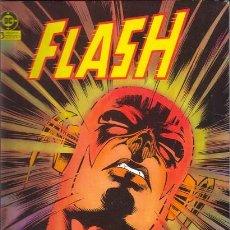 Cómics: FLASH VOLUMEN 1, RETAPADO CON LOS NUMEROS 11 A 14. Lote 58569683