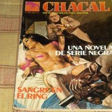 Cómics: ZINCO. CHACAL Nº 26. 1984. 100 PTS. .. Lote 17884077