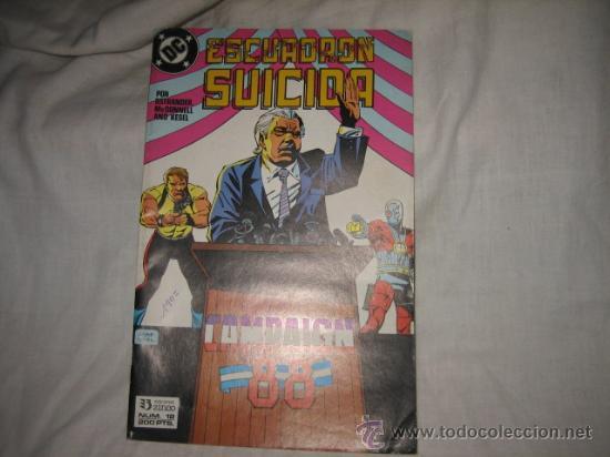 ESCUADRON SUICIDA Nº 12 (Tebeos y Comics - Zinco - Otros)