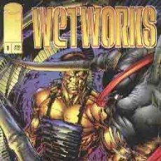 Cómics: WETWORKS Nº 1-2. Lote 27255186