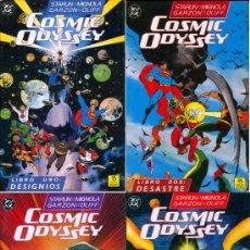 Cómics: COSMIC ODYSSEY POR JIM STARLIN Y MIKE MIGNOLA. OBRA COMPLETA. Lote 27227783