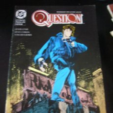 Cómics: QUESTION Nº 15 ZINCO ...............C4. Lote 25614709
