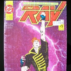 Cómics: THE RAY Nº 1 - ZINCO - DC. Lote 18337042