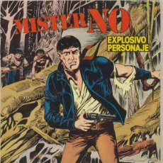 Cómics: MISTER NO. ZINCO 1982. LOTE DE 10 EJEMPLARES (DEL Nº 1 AL 10). Lote 18661657