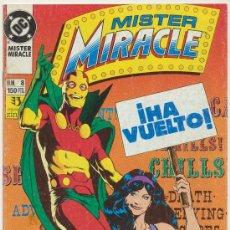 Cómics: MISTER MIRACLE Nº 8. Lote 18667085