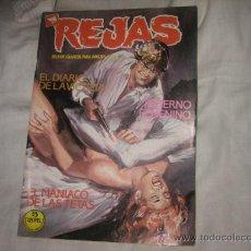Cómics: REJAS Nº 6 EDICIONES ZINCO RELATOS GRAFICOS PARA ADULTOS. Lote 197220965