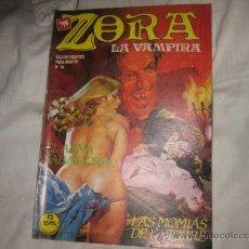 Cómics: ZORA Nº 16 EDICIONES ZINCO RELATOS GRAFICOS PARA ADULTOS. Lote 133145777