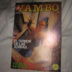 Cómics: YAMBO Nº 15 EDICIONES ZINCO RELATOS GRAFICOS PARA ADULTOS. Lote 18705198