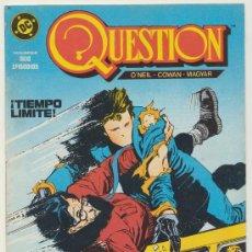 Cómics: QUESTION Nº 3. Lote 18844196