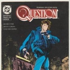 Cómics: QUESTION Nº 15. Lote 18844225