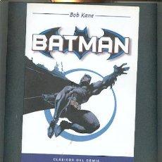 Cómics: BATMAN,CLÁSICOS DEL COMIC,DE EL PERIÓDICO EL MUNDO. Lote 18824069