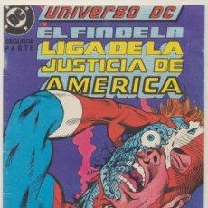 Cómics: EL FIN DE LA LIGA DE LA DEFENSA DE AMÉRICA Nº 4.. Lote 18922170