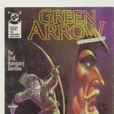 Cómics: GREEN ARROW Nº 1. Lote 18924151