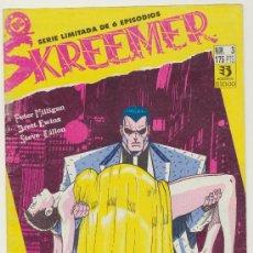 Cómics: SKREEMER Nº 3. Lote 18932969