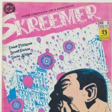 Cómics: SKREEMER Nº 5. Lote 18932989