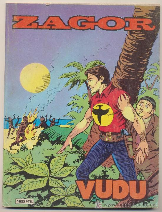 ZAGOR Nº 9 (Tebeos y Comics - Zinco - Otros)