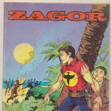 Cómics: ZAGOR Nº 9. Lote 18911115