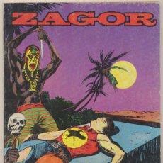 Cómics: ZAGOR Nº 10. Lote 18911156